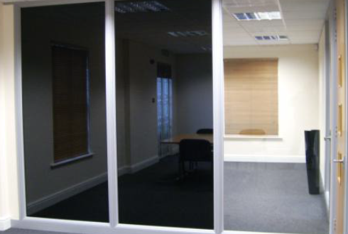 Suppliers of Speciality Opaque Window Films UK